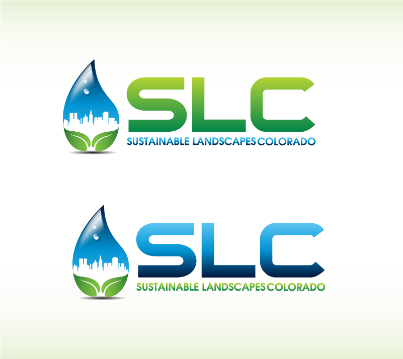 Logo Design by Private User - Entry No. 45 in the Logo Design Contest Imaginative Logo Design for Sustainable Landscapes - Colorado.