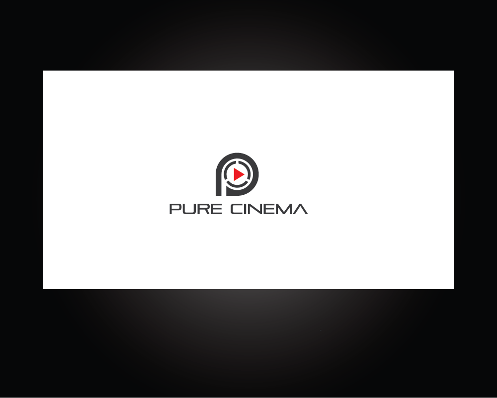 Logo Design by roc - Entry No. 15 in the Logo Design Contest Imaginative Logo Design for Pure Cinema.