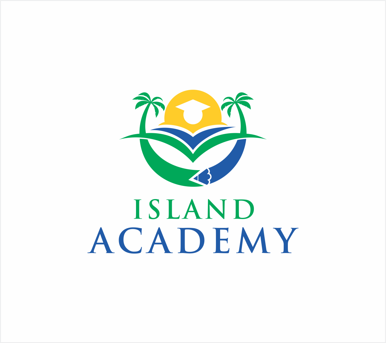 Logo Design by Armada Jamaluddin - Entry No. 56 in the Logo Design Contest New Logo Design for Island Academy.