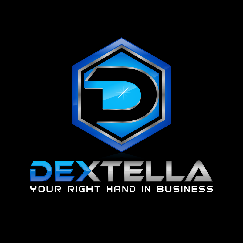 Logo Design by kotakdesign - Entry No. 76 in the Logo Design Contest Unique Logo Design Wanted for Dextella s.r.o..