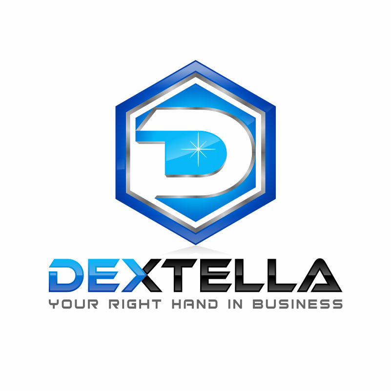 Logo Design by kotakdesign - Entry No. 78 in the Logo Design Contest Unique Logo Design Wanted for Dextella s.r.o..
