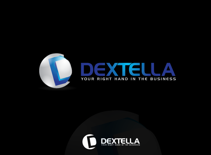 Logo Design by Jan Chua - Entry No. 80 in the Logo Design Contest Unique Logo Design Wanted for Dextella s.r.o..
