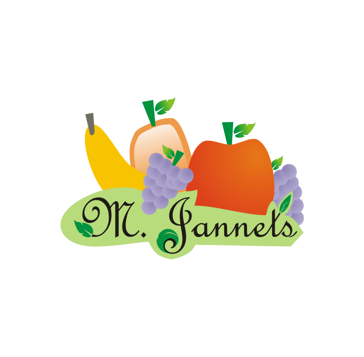 Logo Design by Nthus Nthis - Entry No. 35 in the Logo Design Contest Inspiring Logo Design for M. Jannets.