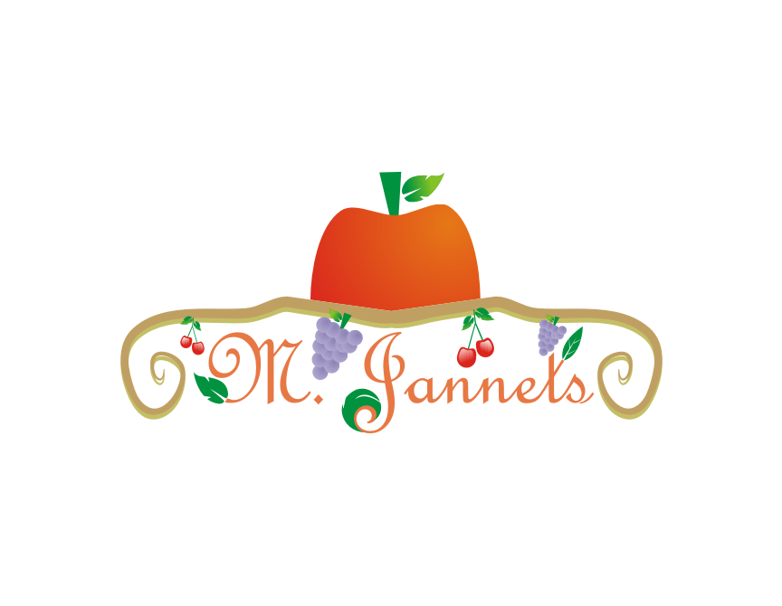 Logo Design by Nthus Nthis - Entry No. 36 in the Logo Design Contest Inspiring Logo Design for M. Jannets.
