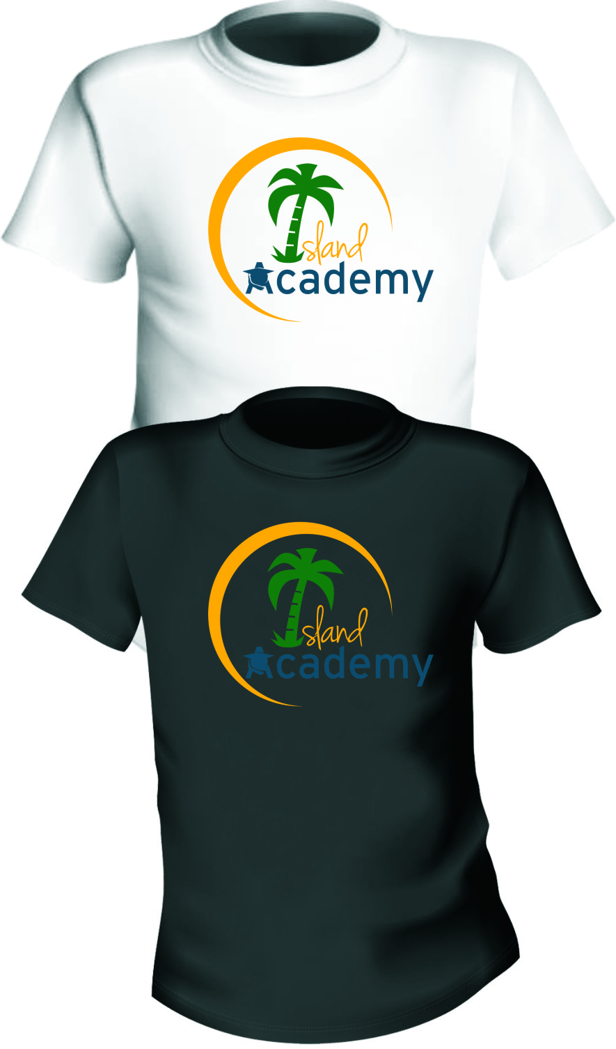 Logo Design by Ngepet_art - Entry No. 57 in the Logo Design Contest New Logo Design for Island Academy.