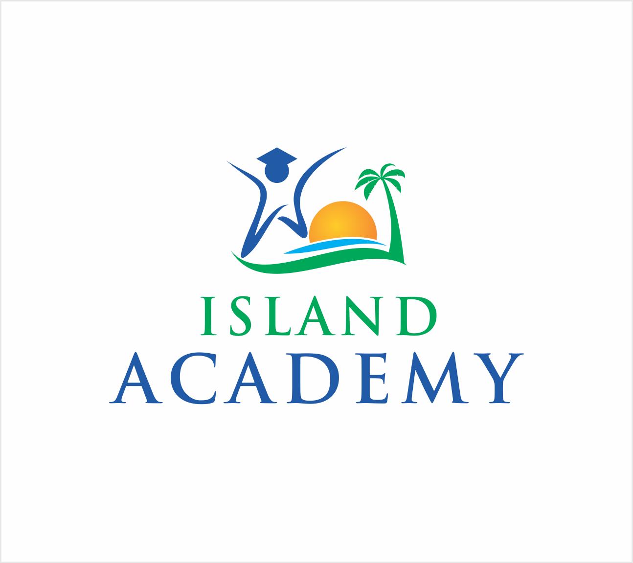 Logo Design by Armada Jamaluddin - Entry No. 59 in the Logo Design Contest New Logo Design for Island Academy.