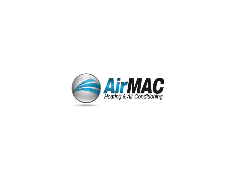 Logo Design by Private User - Entry No. 105 in the Logo Design Contest Unique Logo Design Wanted for Air Mac.