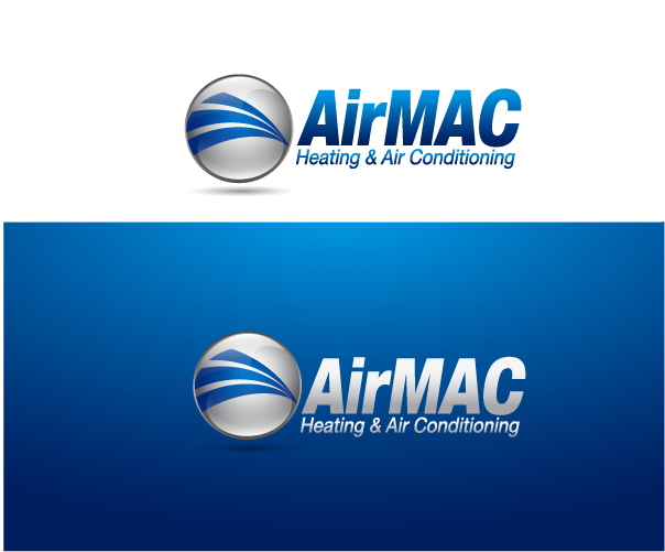 Logo Design by Private User - Entry No. 106 in the Logo Design Contest Unique Logo Design Wanted for Air Mac.