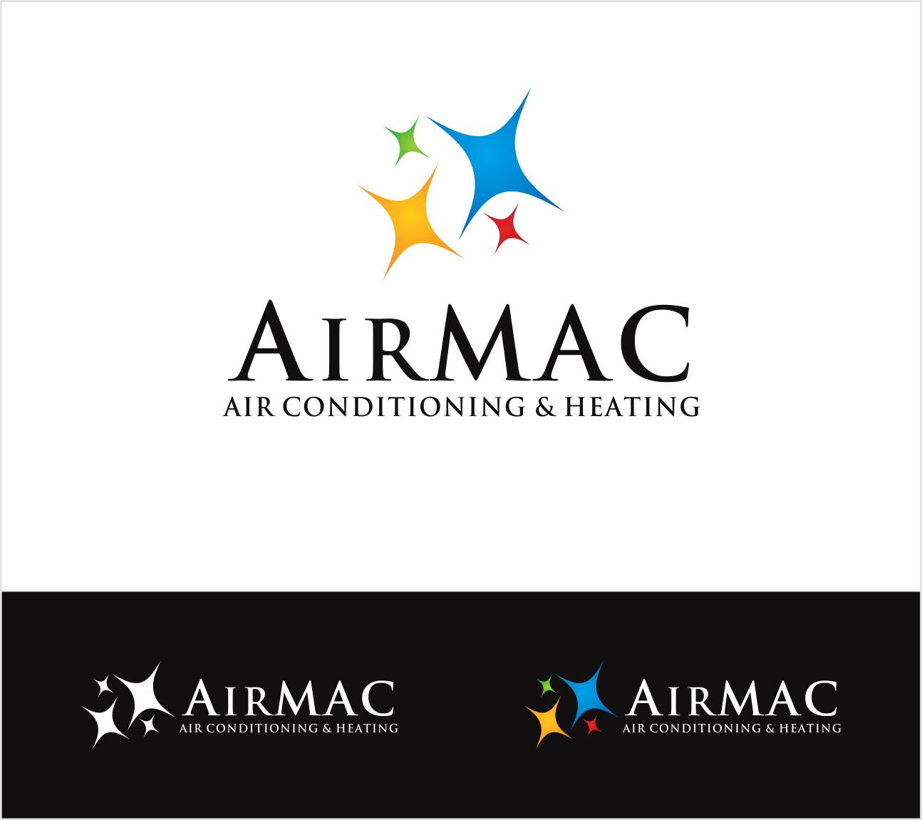 Logo Design by Armada Jamaluddin - Entry No. 107 in the Logo Design Contest Unique Logo Design Wanted for Air Mac.