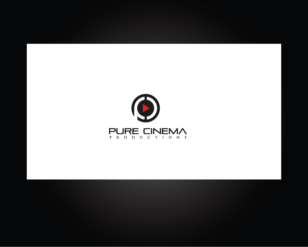 Logo Design by roc - Entry No. 18 in the Logo Design Contest Imaginative Logo Design for Pure Cinema.