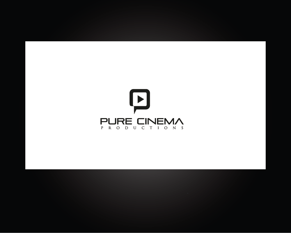 Logo Design by roc - Entry No. 19 in the Logo Design Contest Imaginative Logo Design for Pure Cinema.