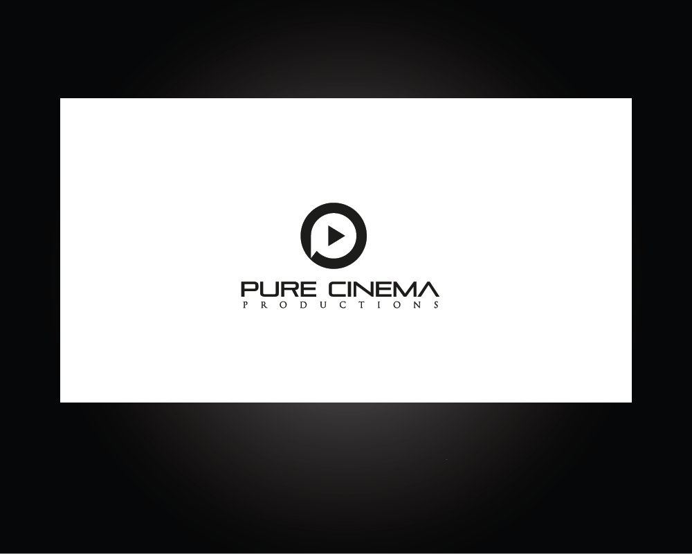 Logo Design by roc - Entry No. 20 in the Logo Design Contest Imaginative Logo Design for Pure Cinema.