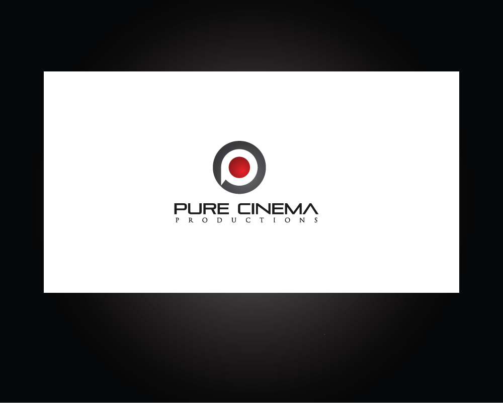 Logo Design by roc - Entry No. 21 in the Logo Design Contest Imaginative Logo Design for Pure Cinema.