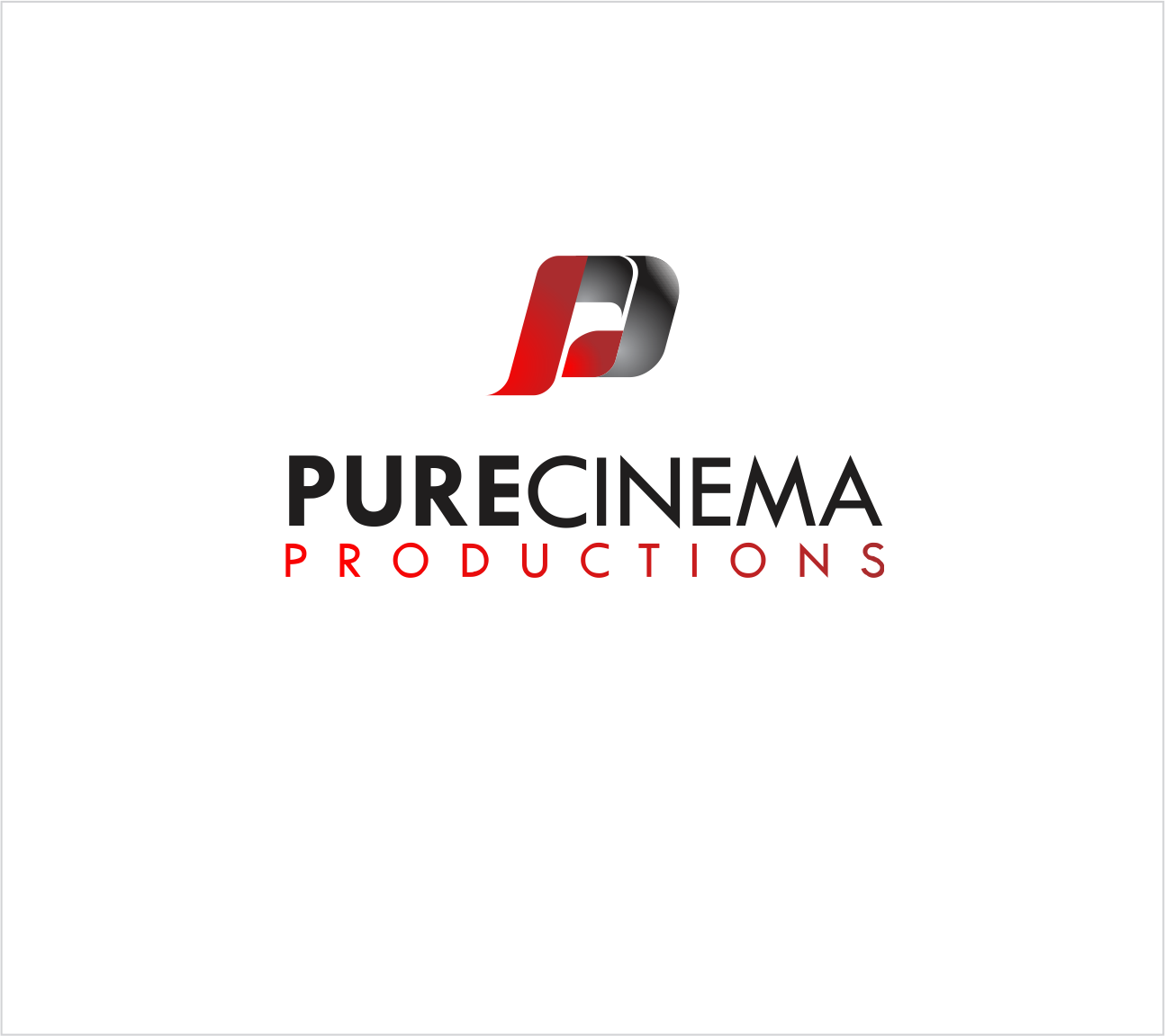 Logo Design by Armada Jamaluddin - Entry No. 24 in the Logo Design Contest Imaginative Logo Design for Pure Cinema.