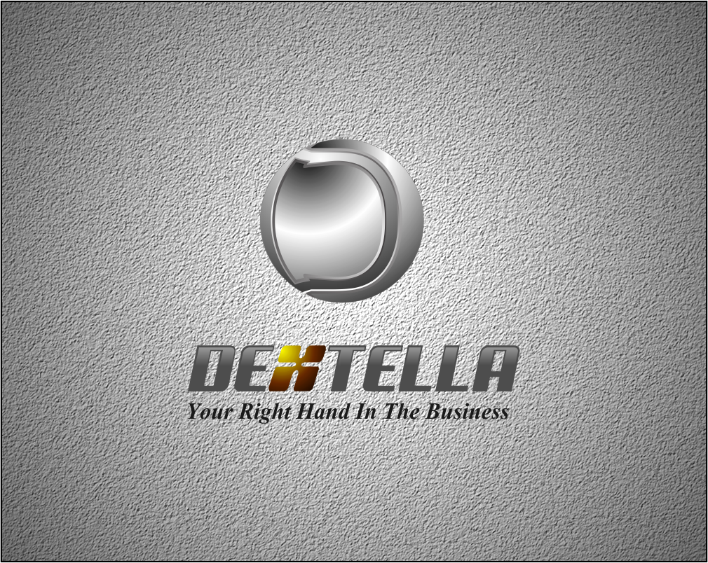 Logo Design by Agus Martoyo - Entry No. 98 in the Logo Design Contest Unique Logo Design Wanted for Dextella s.r.o..