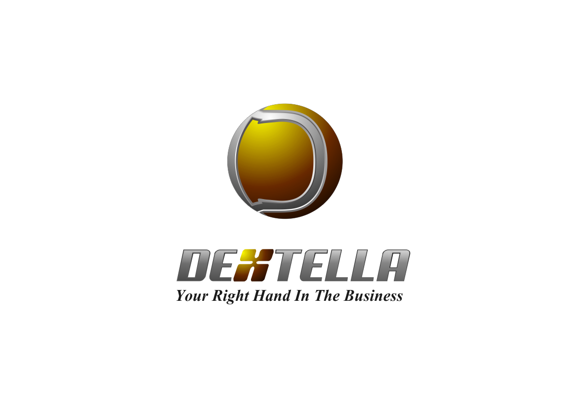 Logo Design by Agus Martoyo - Entry No. 99 in the Logo Design Contest Unique Logo Design Wanted for Dextella s.r.o..
