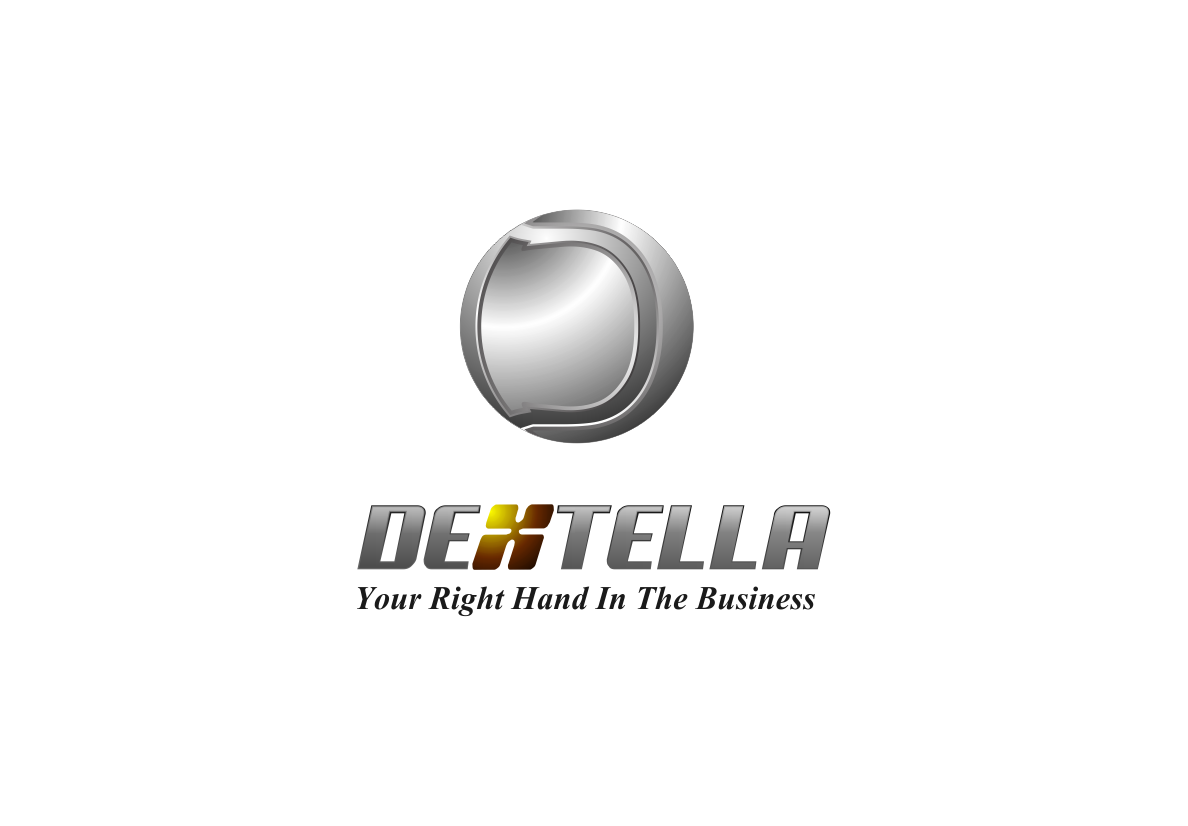 Logo Design by Agus Martoyo - Entry No. 100 in the Logo Design Contest Unique Logo Design Wanted for Dextella s.r.o..