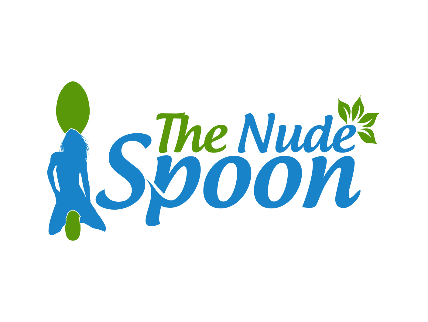 Logo Design by Ngepet_art - Entry No. 52 in the Logo Design Contest Captivating Logo Design for The Nude Spoon.