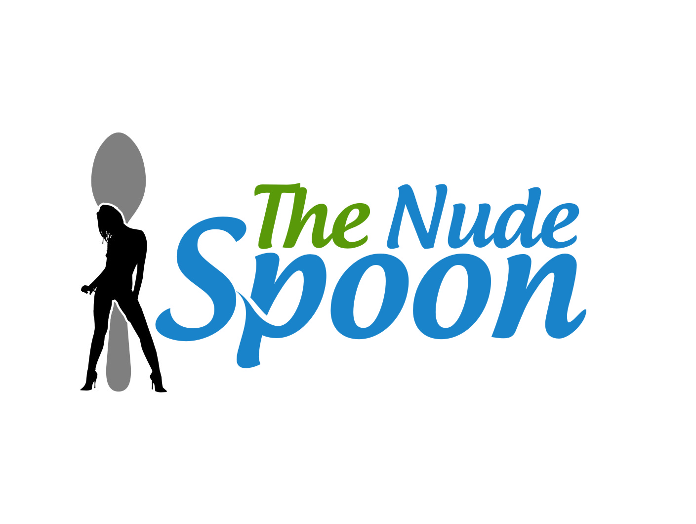 Logo Design by RasYa Muhammad Athaya - Entry No. 54 in the Logo Design Contest Captivating Logo Design for The Nude Spoon.