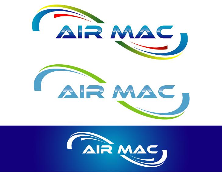 Logo Design by VENTSISLAV KOVACHEV - Entry No. 112 in the Logo Design Contest Unique Logo Design Wanted for Air Mac.