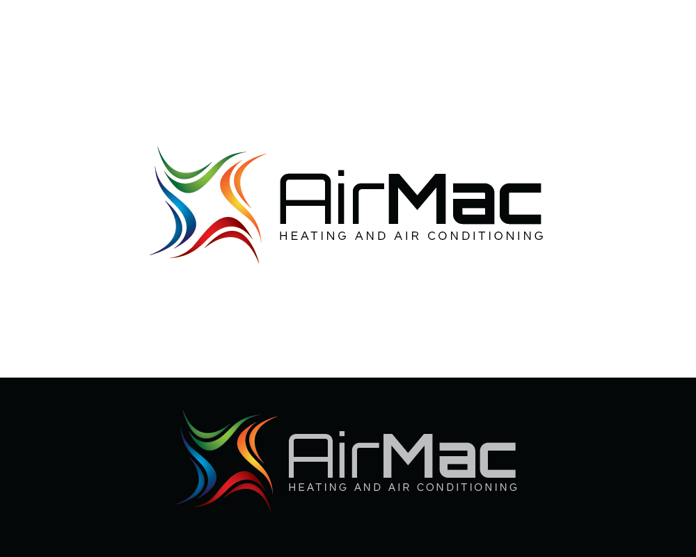 Logo Design by roc - Entry No. 114 in the Logo Design Contest Unique Logo Design Wanted for Air Mac.
