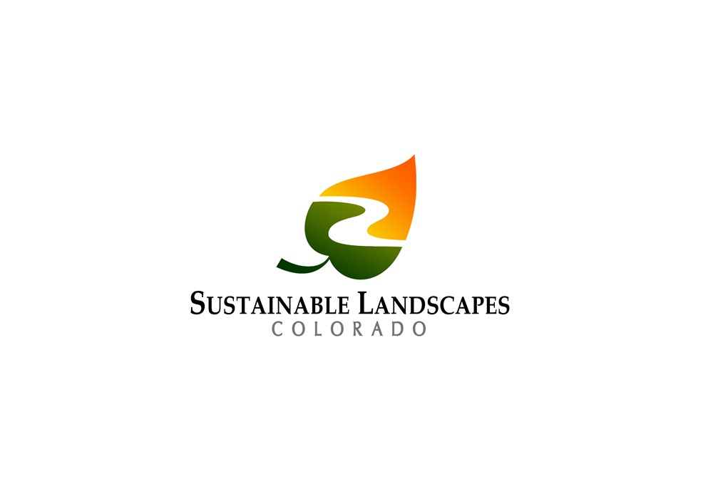 Logo Design by Fita Tiara Sani - Entry No. 55 in the Logo Design Contest Imaginative Logo Design for Sustainable Landscapes - Colorado.