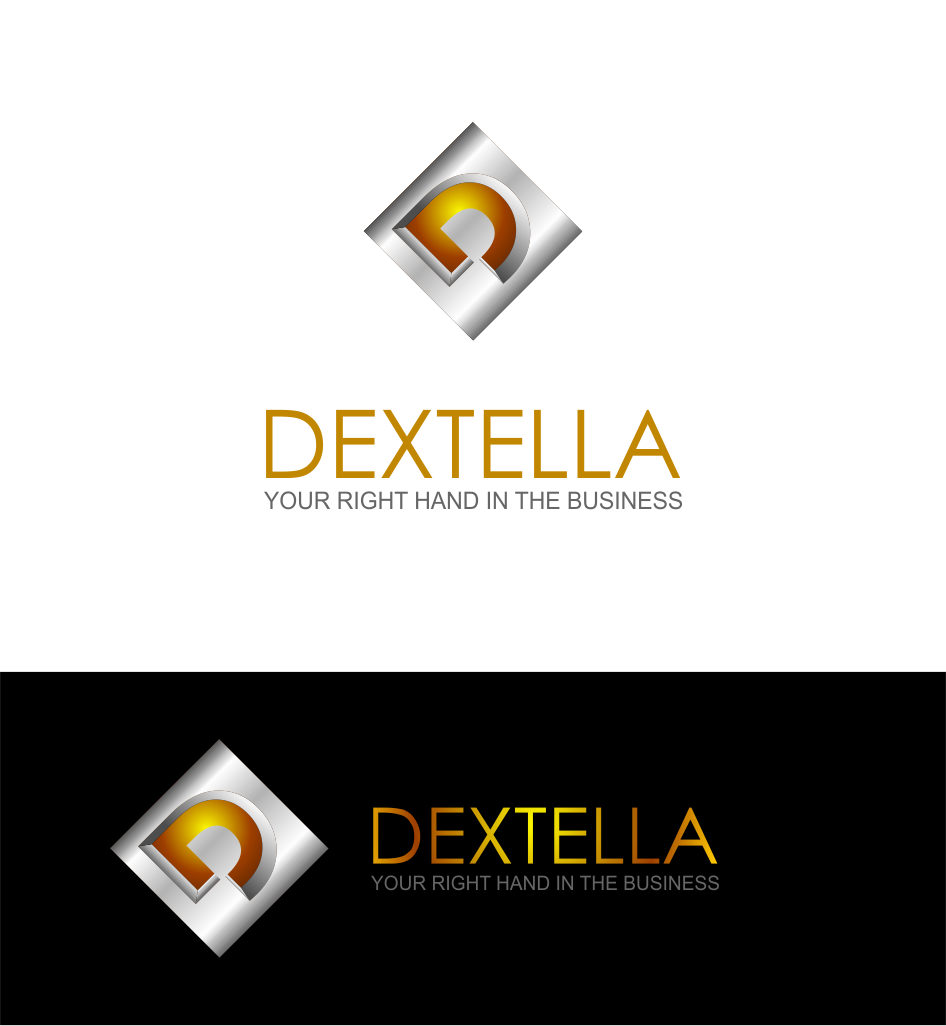 Logo Design by Agus Martoyo - Entry No. 107 in the Logo Design Contest Unique Logo Design Wanted for Dextella s.r.o..