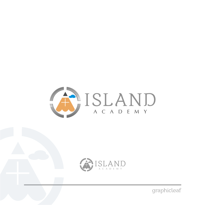 Logo Design by graphicleaf - Entry No. 65 in the Logo Design Contest New Logo Design for Island Academy.