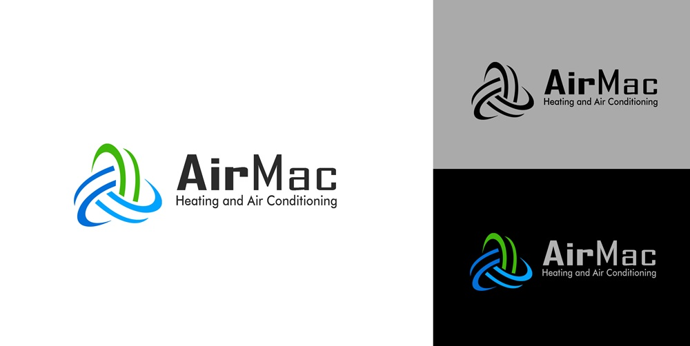 Logo Design by Fita Tiara Sani - Entry No. 119 in the Logo Design Contest Unique Logo Design Wanted for Air Mac.