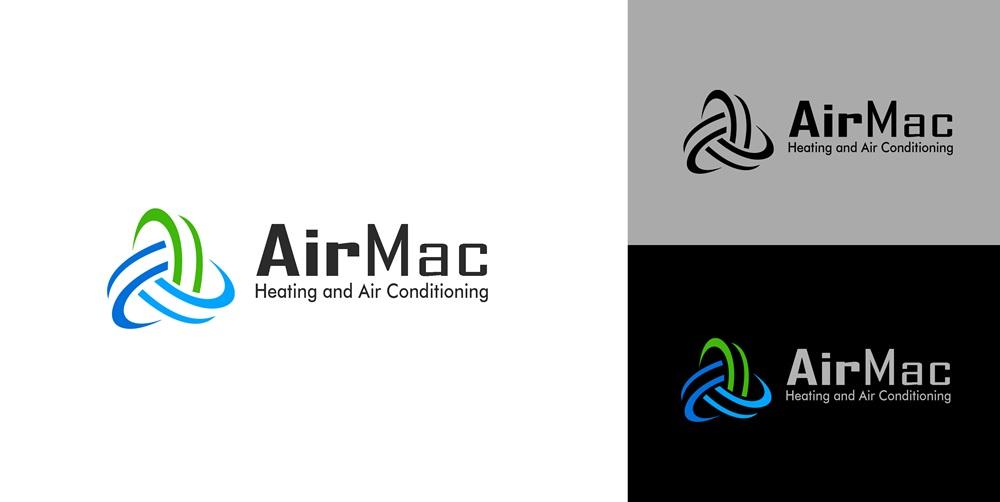 Logo Design by Fita Tiara Sani - Entry No. 119 in the Logo Design Contest Unique Logo Design Wanted for Air Mac.