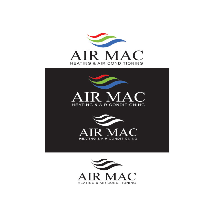 Logo Design by Private User - Entry No. 125 in the Logo Design Contest Unique Logo Design Wanted for Air Mac.