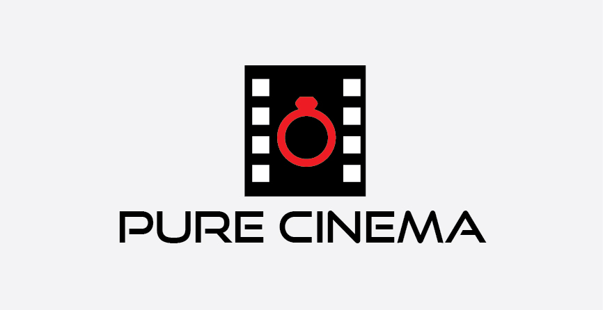 Logo Design by mediaproductionart - Entry No. 26 in the Logo Design Contest Imaginative Logo Design for Pure Cinema.
