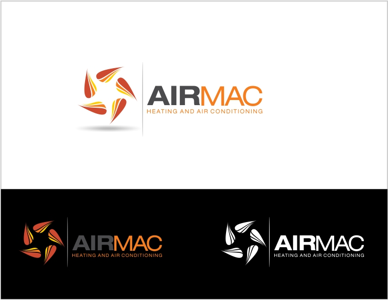 Logo Design by Private User - Entry No. 128 in the Logo Design Contest Unique Logo Design Wanted for Air Mac.