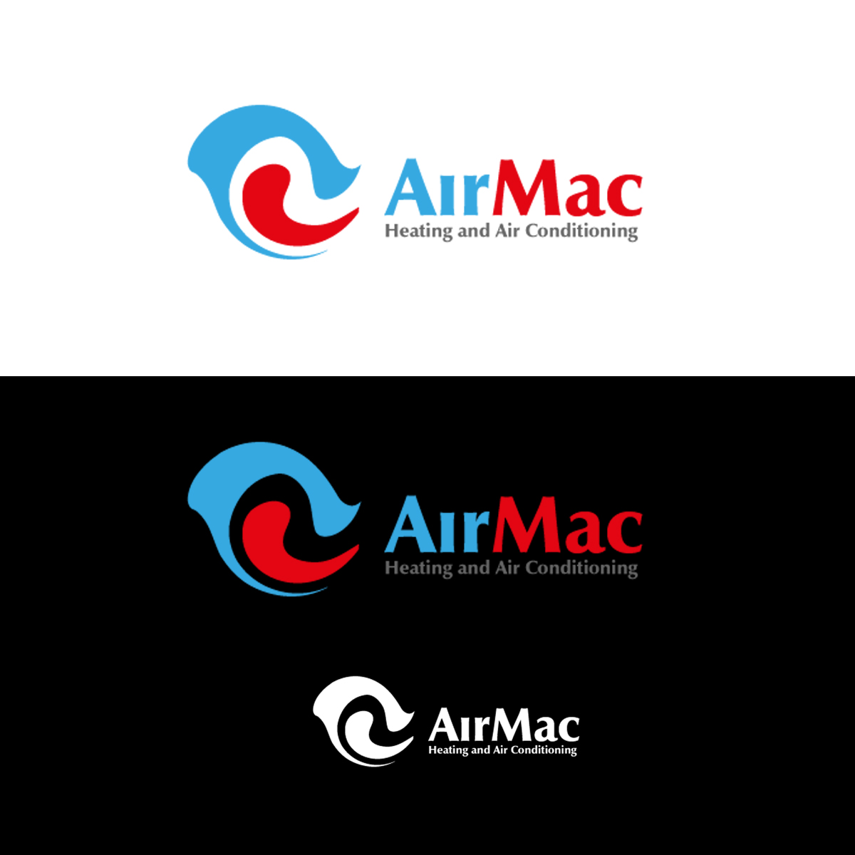Logo Design by pixdesign - Entry No. 129 in the Logo Design Contest Unique Logo Design Wanted for Air Mac.
