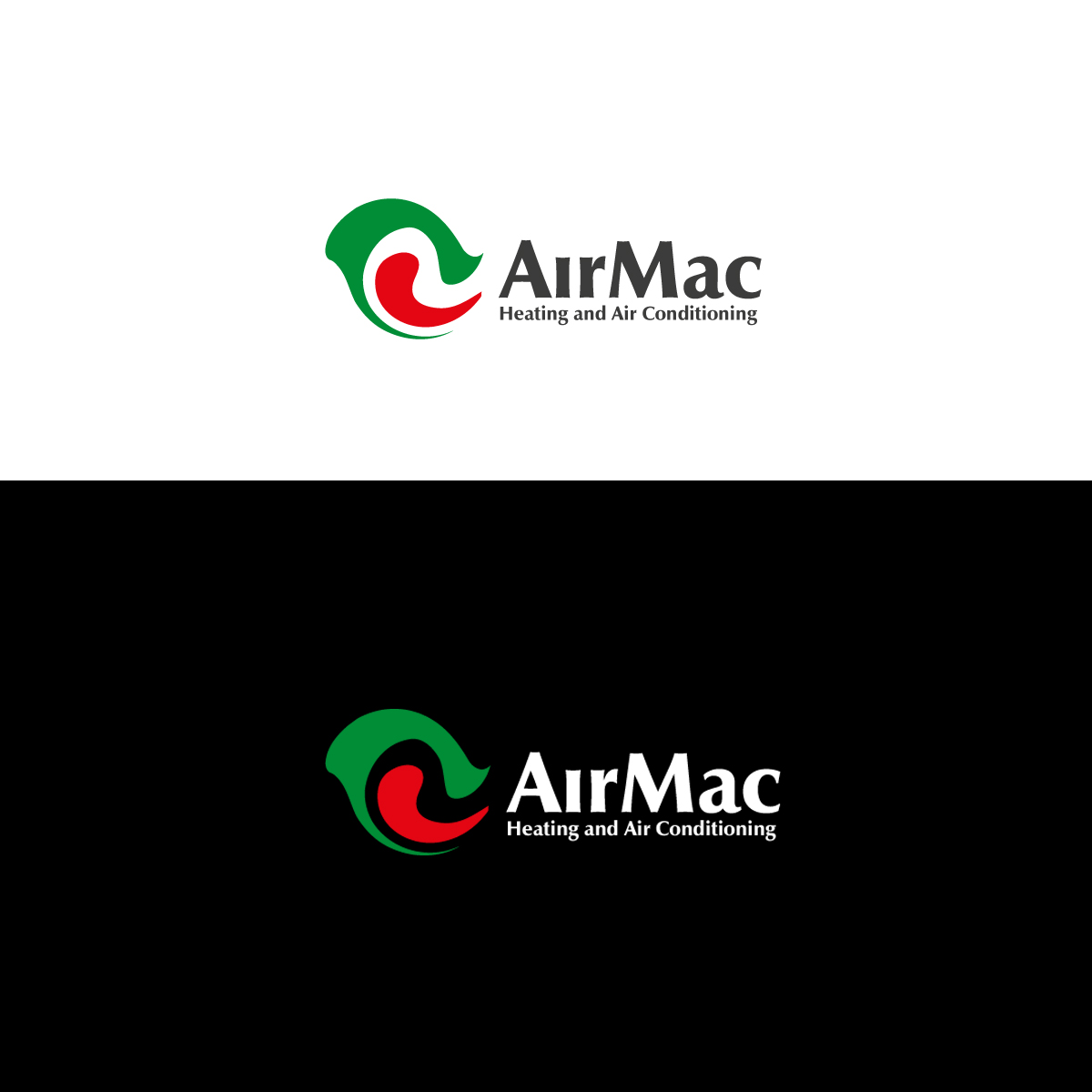 Logo Design by pixdesign - Entry No. 133 in the Logo Design Contest Unique Logo Design Wanted for Air Mac.