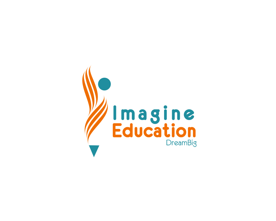 Logo Design by Ifan Afandie - Entry No. 114 in the Logo Design Contest Imagine Education.