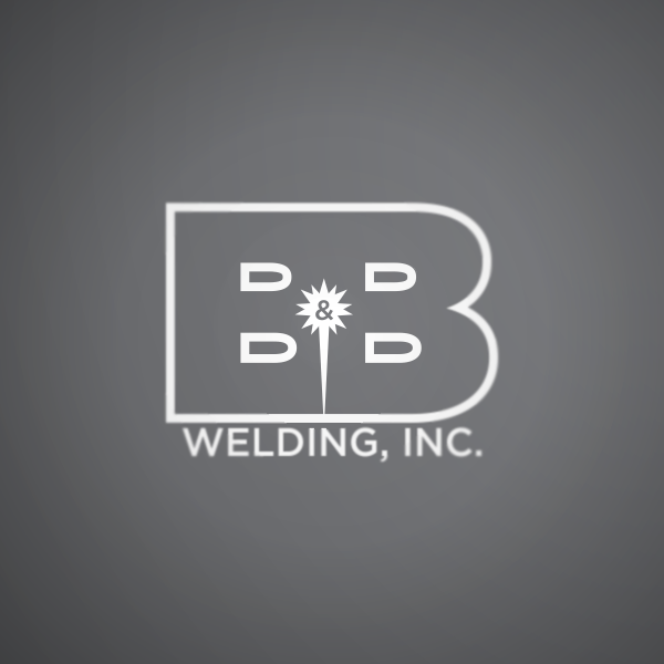 Logo Design by Private User - Entry No. 2 in the Logo Design Contest Fun Logo Design for B&B Welding Inc..