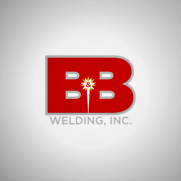 Logo Design by Private User - Entry No. 6 in the Logo Design Contest Fun Logo Design for B&B Welding Inc..