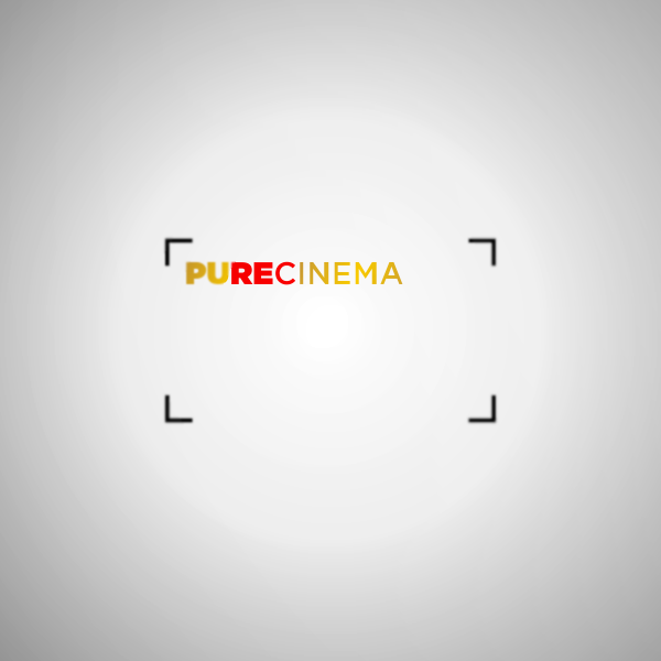 Logo Design by Private User - Entry No. 27 in the Logo Design Contest Imaginative Logo Design for Pure Cinema.