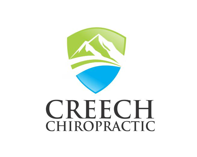Logo Design by ronny - Entry No. 6 in the Logo Design Contest Imaginative Logo Design for Creech Chiropractic.