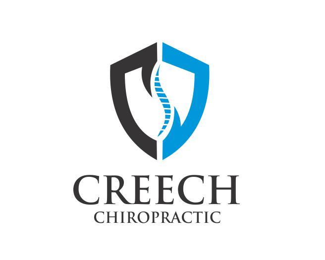 Logo Design by ronny - Entry No. 7 in the Logo Design Contest Imaginative Logo Design for Creech Chiropractic.