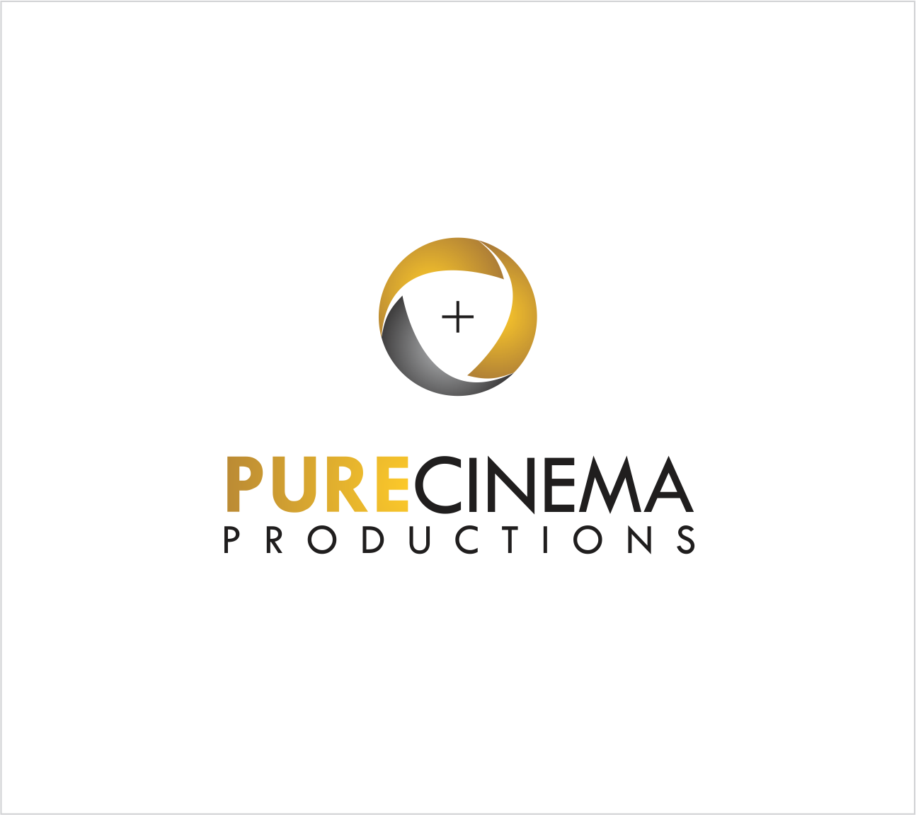 Logo Design by Armada Jamaluddin - Entry No. 29 in the Logo Design Contest Imaginative Logo Design for Pure Cinema.