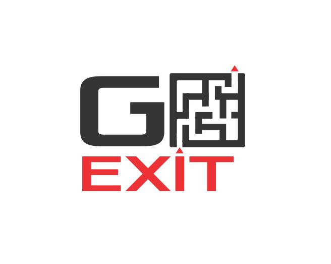 Logo Design by ronny - Entry No. 32 in the Logo Design Contest GoExit Logo Design.