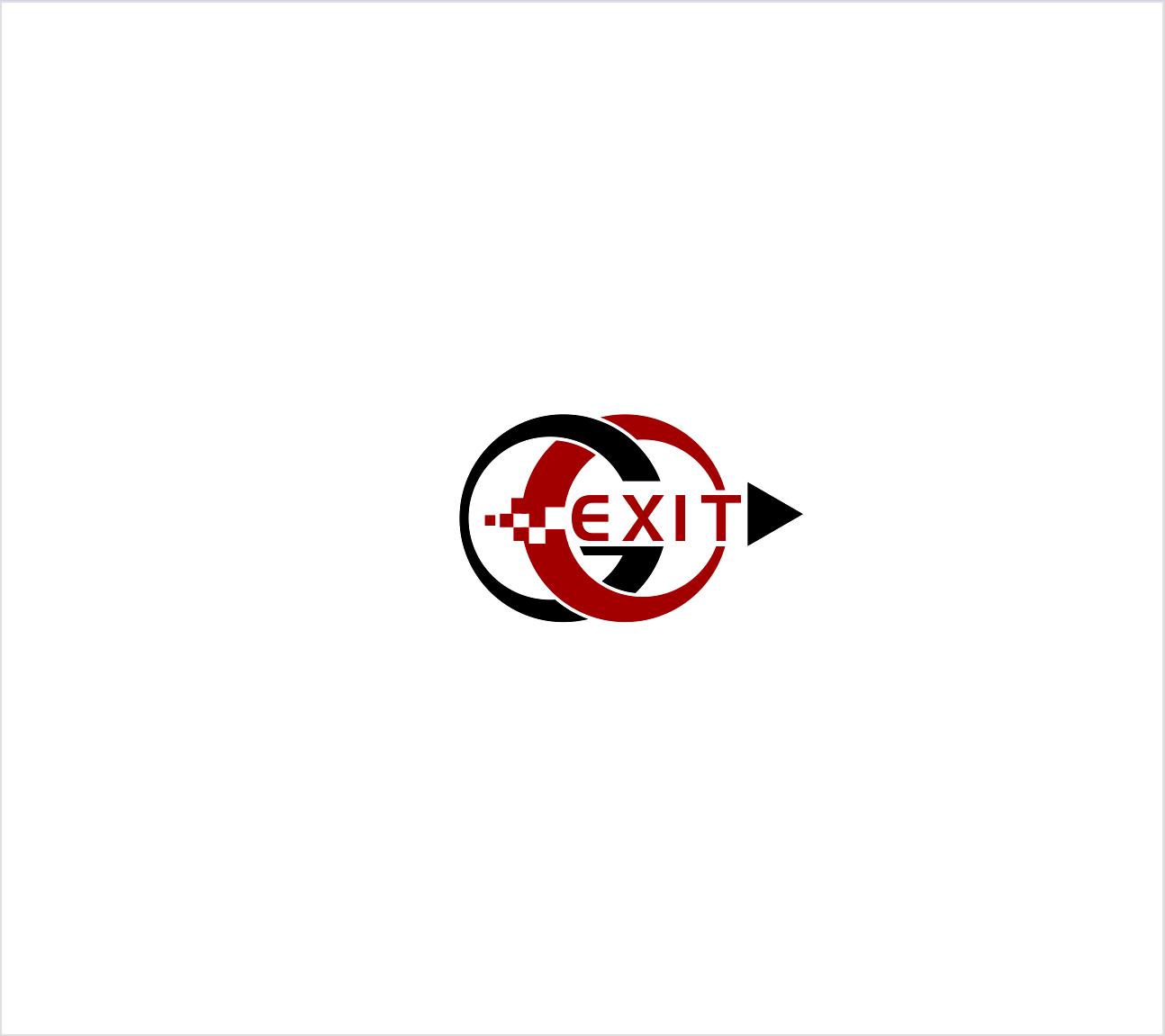 Logo Design by Armada Jamaluddin - Entry No. 33 in the Logo Design Contest GoExit Logo Design.