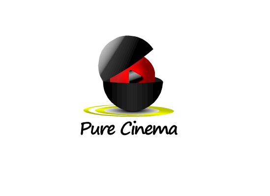 Logo Design by Ismail Adhi Wibowo - Entry No. 35 in the Logo Design Contest Imaginative Logo Design for Pure Cinema.