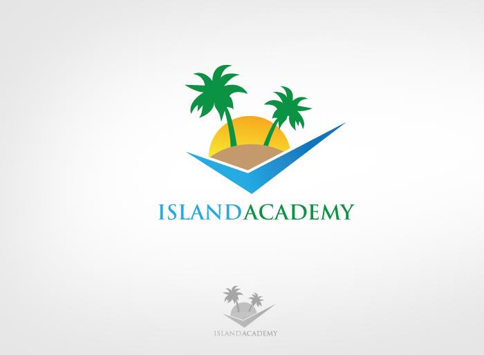 Logo Design by Jan Chua - Entry No. 84 in the Logo Design Contest New Logo Design for Island Academy.