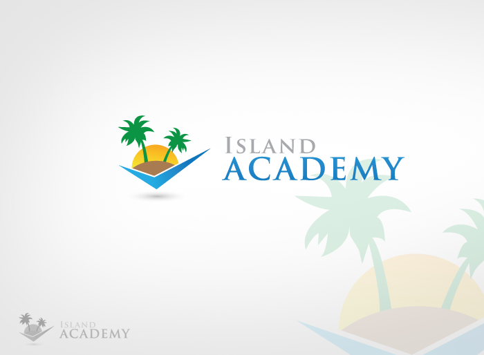 Logo Design by Jan Chua - Entry No. 86 in the Logo Design Contest New Logo Design for Island Academy.