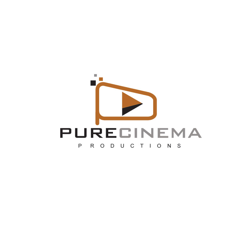 Logo Design by Private User - Entry No. 36 in the Logo Design Contest Imaginative Logo Design for Pure Cinema.
