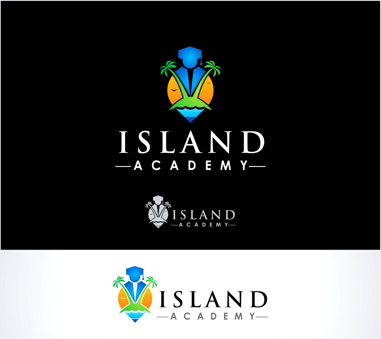Logo Design by Armada Jamaluddin - Entry No. 89 in the Logo Design Contest New Logo Design for Island Academy.