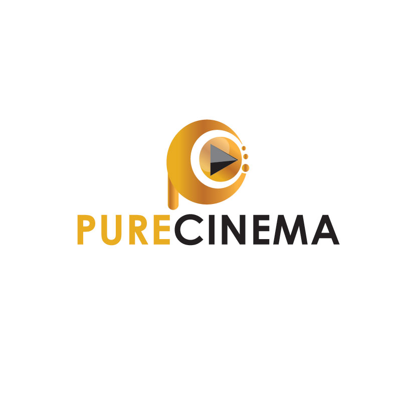 Logo Design by Private User - Entry No. 38 in the Logo Design Contest Imaginative Logo Design for Pure Cinema.